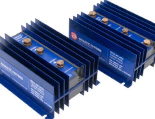 Press Release – Analytic Systems introduces Ideal Multi-Bank Battery Isolator for 2 and 3 bank battery systems