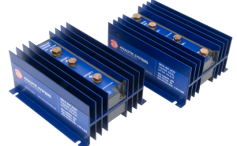 Analytic Systems introduces Ideal Multi-Bank Battery Isolator for 2 and 3 bank battery systems