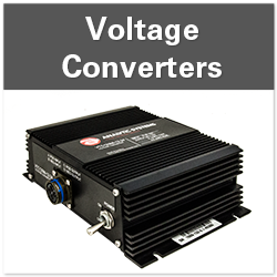 Voltage Converters - Isolated - Analog