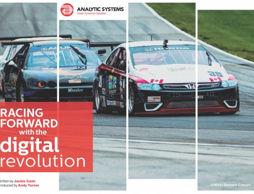 Article – Racing Forward with the Digital Revolution