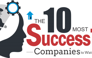 10 Most Successful Companies